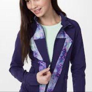 Ivivva Practice Purple Jacket 14